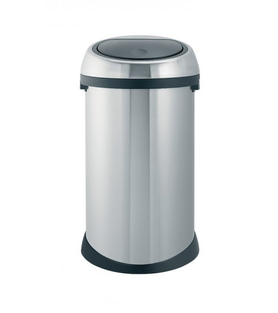 brabantia 60l touch bin total bins. Black Bedroom Furniture Sets. Home Design Ideas
